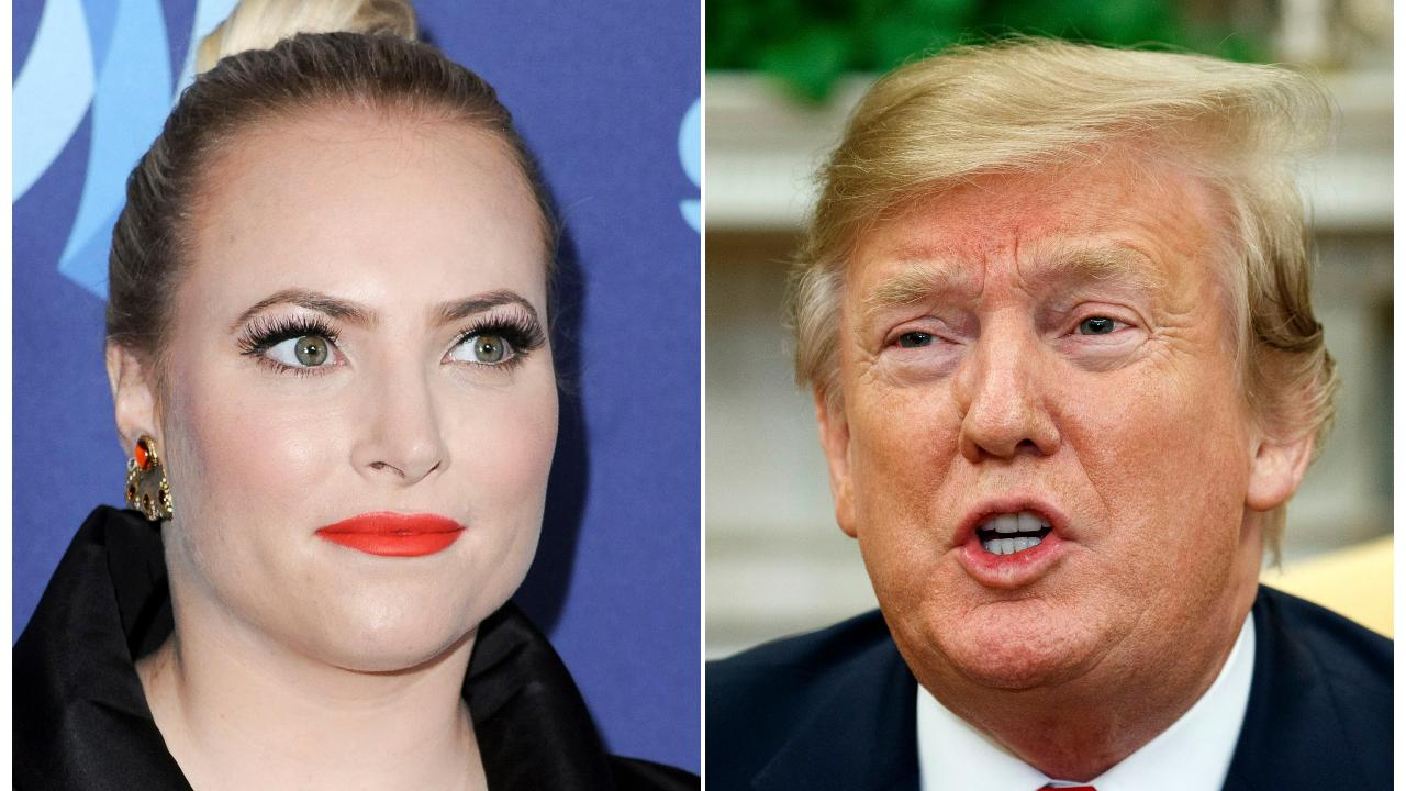 Westlake Legal Group 694940094001_6017459292001_6017462767001-vs Meghan McCain says she's 'grateful that Trump is president' because it helps her succeed on 'The View' Katherine Lam fox-news/person/meghan-mccain fox-news/person/donald-trump fox-news/entertainment/the-view fox-news/entertainment/media fox news fnc/entertainment fnc e7128ae4-e776-51ce-aeae-39c712ed9838 article