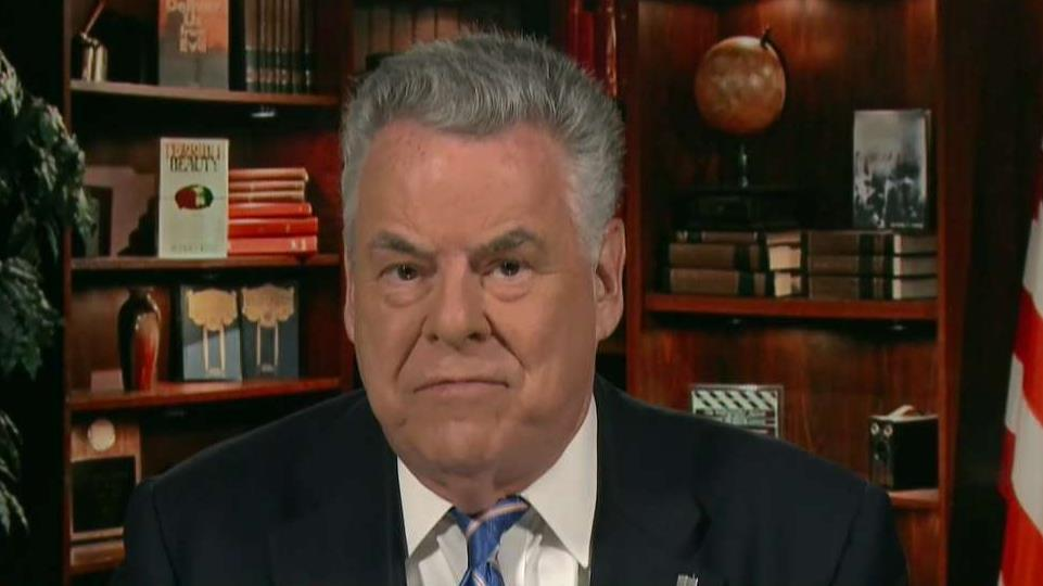 Rep. Peter King: Keeping asylum seekers in custody until hearings is what 'has to be done'