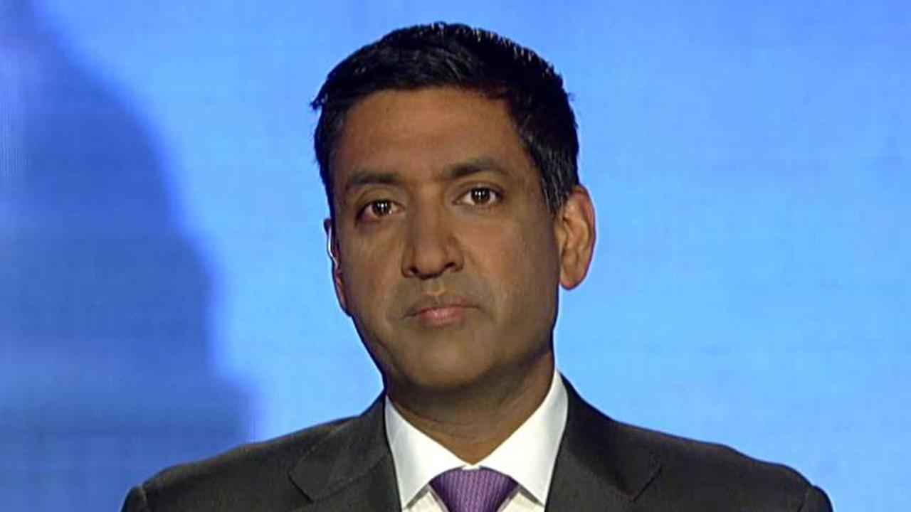 Westlake Legal Group 694940094001_6029029874001_6029027970001-vs Rep. Ro Khanna: Senate 'unlikely to convict' Trump but it's important to hold him 'accountable for what happened' Talia Kaplan fox-news/us fox-news/topic/fox-news-flash fox-news/person/robert-mueller fox-news/person/nancy-pelosi fox-news/person/donald-trump fox-news/news-events/russia-investigation fox news fnc/politics fnc article 5acceaa6-1c5f-5b5c-9ce5-3693245e755e