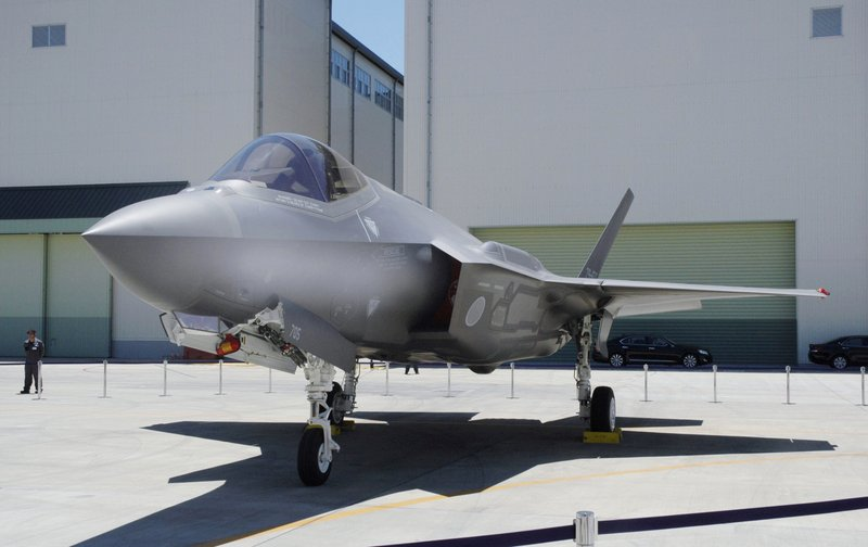 Westlake Legal Group 800 Speculations that Russians or Chinese are after downed F-35 technology are unfounded, officials say Lukas Mikelionis fox-news/world/world-regions/japan fox-news/tech fox-news/politics/defense/pentagon fox news fnc/world fnc cd877ea1-12c3-52a4-8e70-5e22ea529e82 article