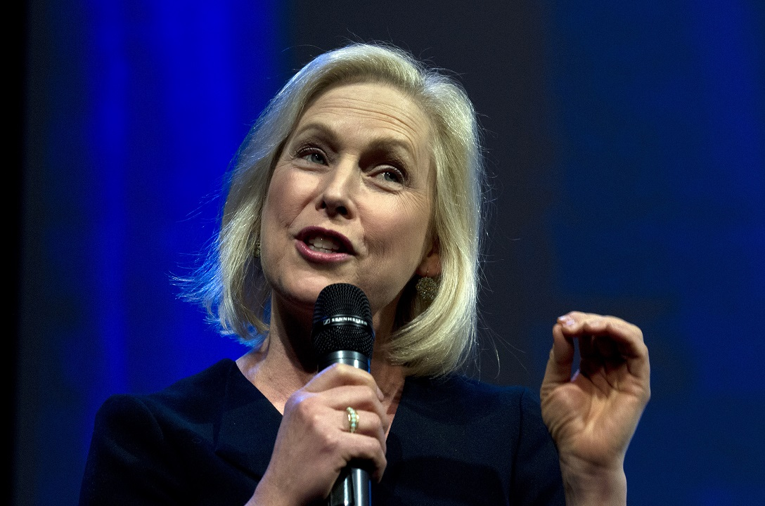 Westlake Legal Group AP19091787882867 Gillibrand says she misses Al Franken after playing prominent role in calling for his resignation Sam Dorman fox-news/politics/elections/democrats fox-news/politics/2020-presidential-election fox-news/person/kirsten-gillibrand fox news fnc/politics fnc article 99931053-9145-53fd-8c44-2fa4fe67d725