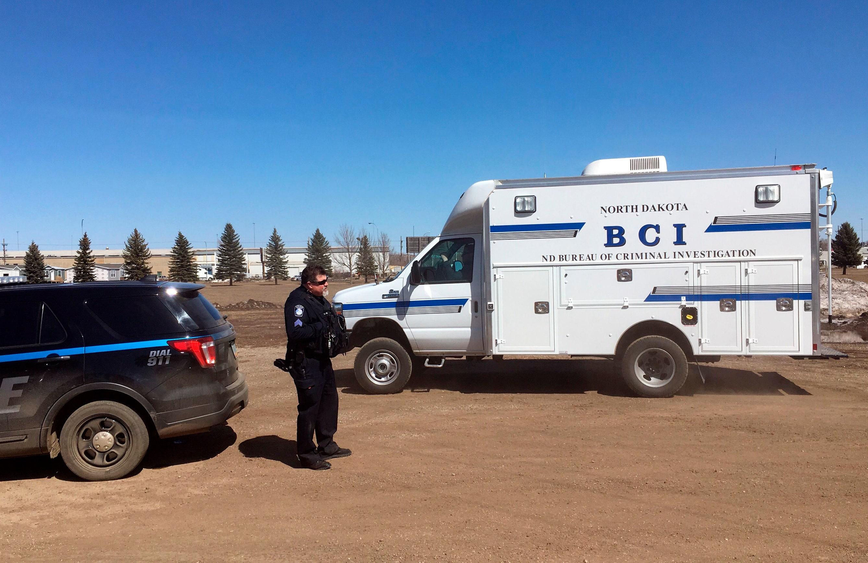 Suspect arrested in North Dakota quadruple murder