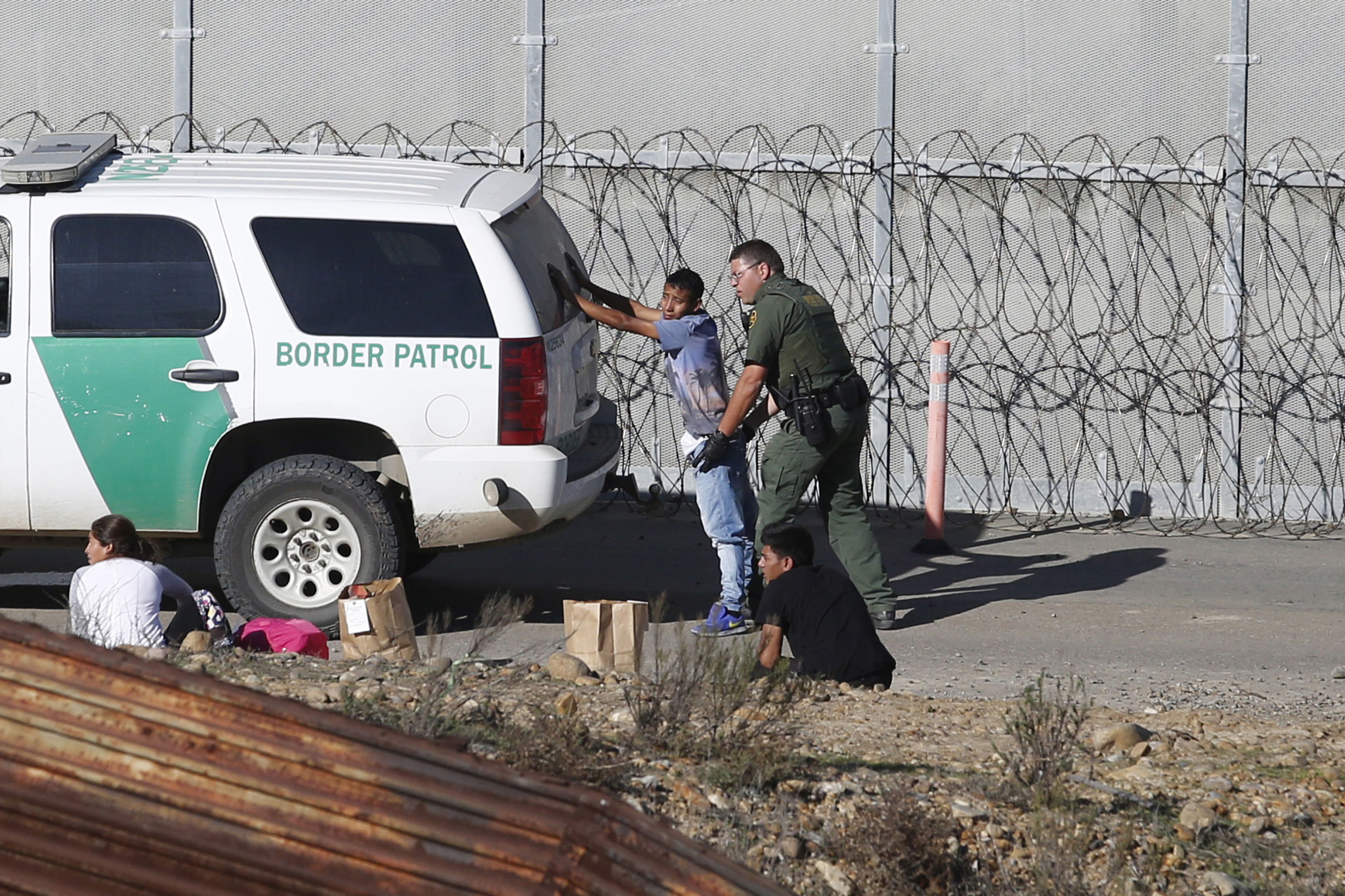 Westlake Legal Group AP19107045283882 Border Patrol official to Congress: 'We can't arrest our way out of this problem' Greg Norman fox-news/us/immigration fox-news/topic/fox-news-flash fox news fnc/us fnc e0d94556-96ea-51e0-b09f-2c9cff904544 article