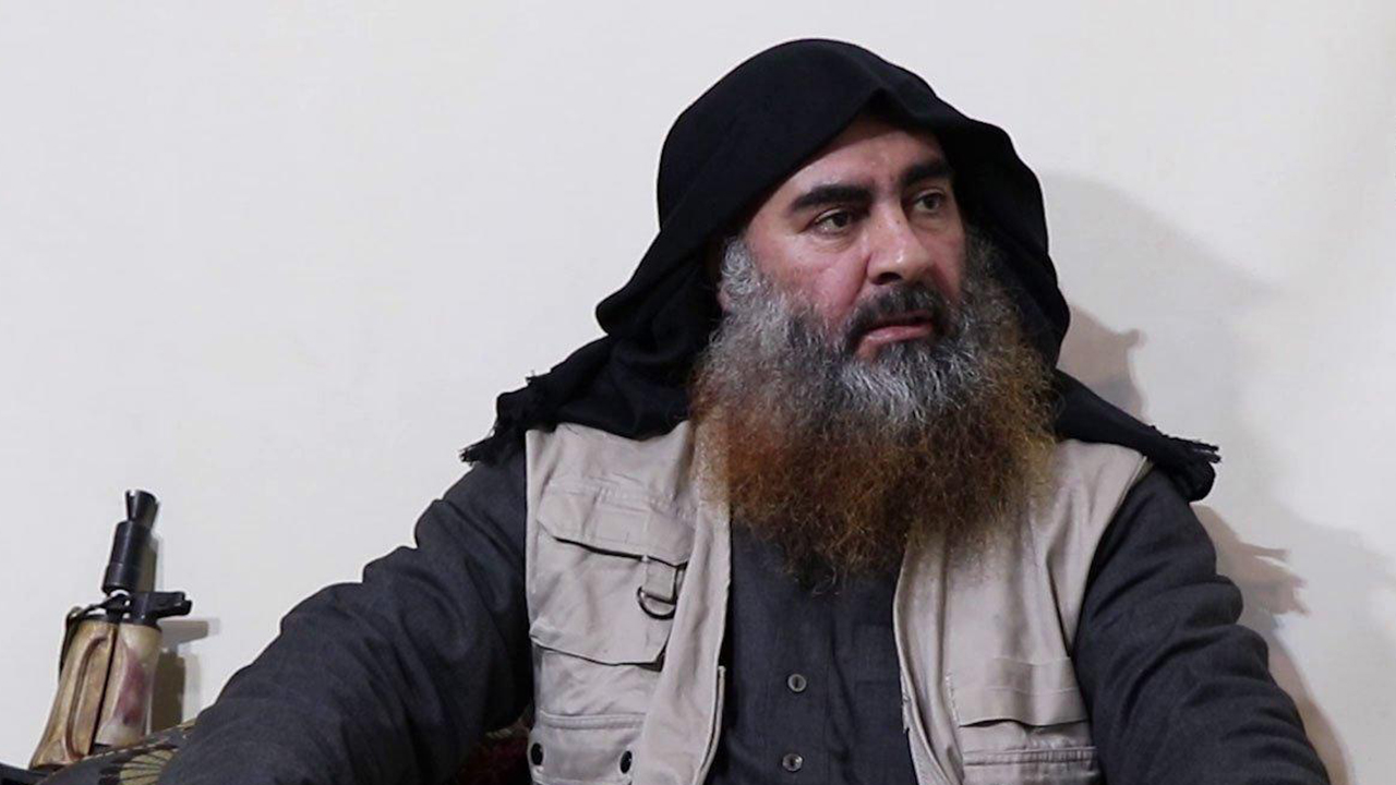 Westlake Legal Group Abu-Bakr-al-Baghdadi-NEW ISIS leader al-Baghdadi pictured for first time since 2014, intel group says fox-news/world/terrorism/isis fox-news/world/terrorism fox news fnc/world fnc article 86619cf4-1415-5746-ad64-b959a8f400d5