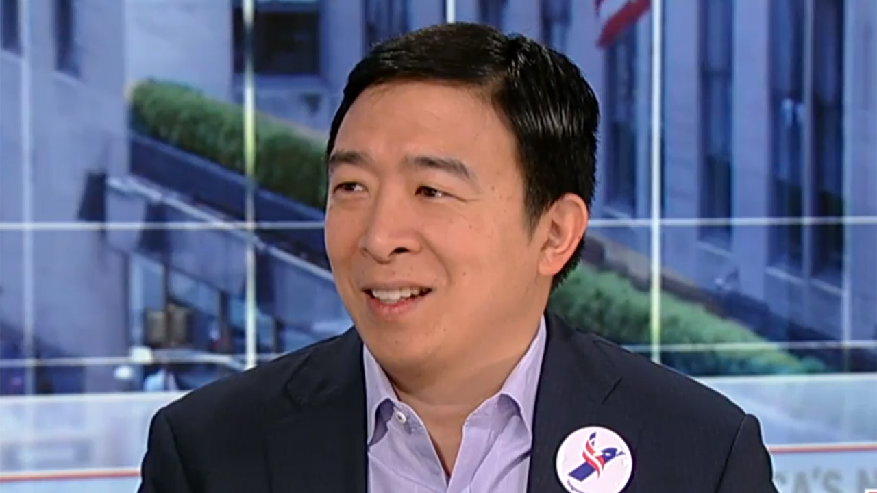 Andrew Yang, 2020 candidate: My '$1,000 per month' plan offers 'economic resources' to every American