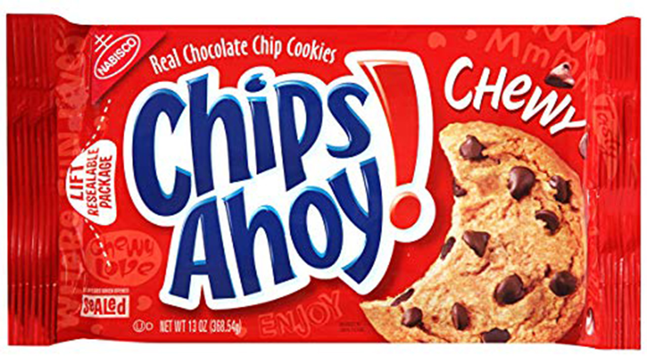 Some Chewy Chips Ahoy 13-oz. cookie packages recalled: officials