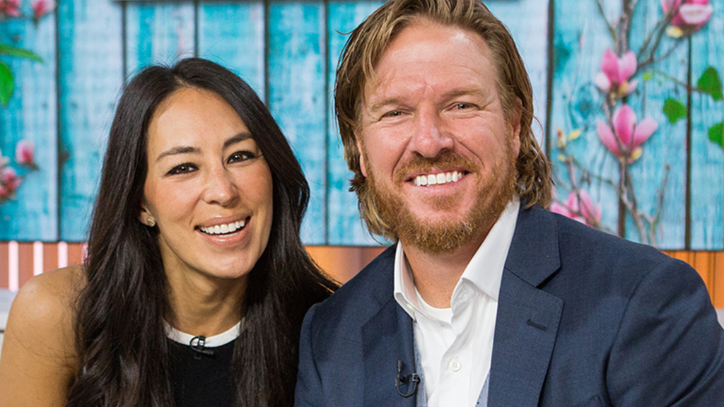 Joanna Gaines wishes husband Chip a happy birthday in hilarious Instagram post