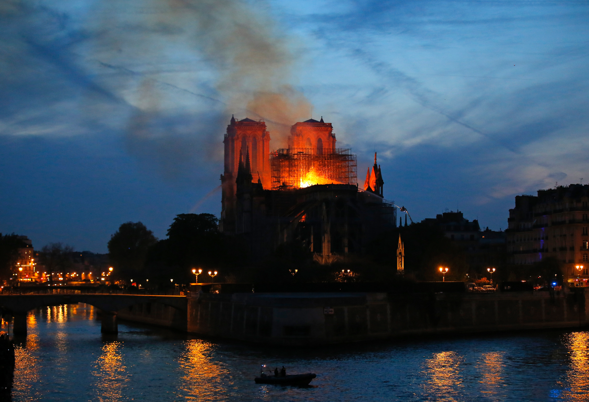 Westlake Legal Group ContentBroker_contentid-0c5c37c65abf4b5aa5441af0e7b9ed38 The Latest: French leader vows to rebuild damaged Notre Dame Paris fox-news/world/world-regions/europe fox-news/world/religion fox-news/world fnc/world fnc Associated Press article 828caf79-9ef2-59c4-83ec-53c97afc35f9
