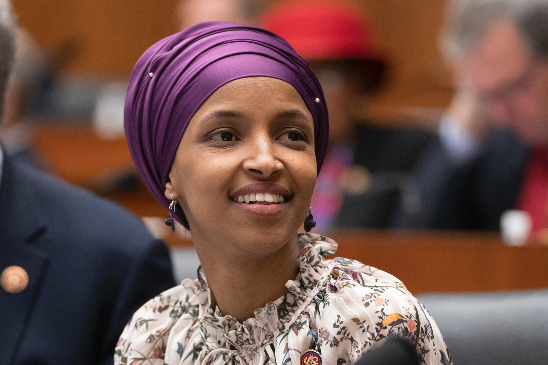 Embattled US Rep. Ilhan Omar tweets 'happy Passover'