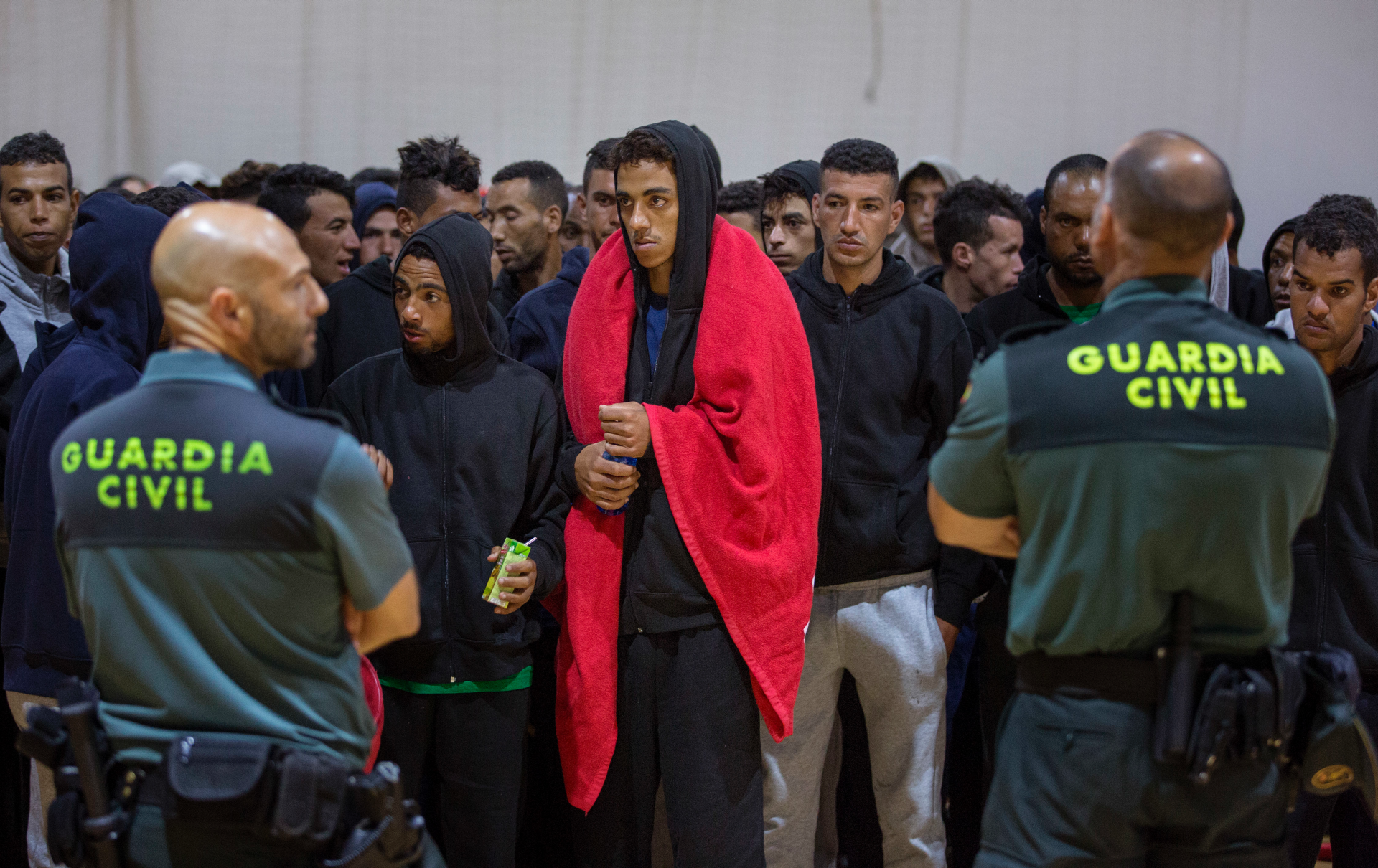 Westlake Legal Group ContentBroker_contentid-ad91f33d451e424ab010c2968b2bc265-1 Migrant arrivals plunge in Spain after deals with Morocco fox-news/world/world-regions/europe fox-news/world/world-regions/africa fox-news/world fnc/world fnc BARCELONA, Spain Associated Press article 39330d86-336b-54bd-bf00-765785559a1c