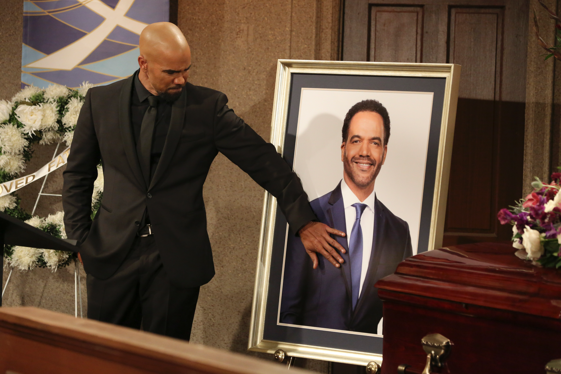 'The Young and the Restless' honors Kristoff St. John with 'emotional' 4-episode story arc