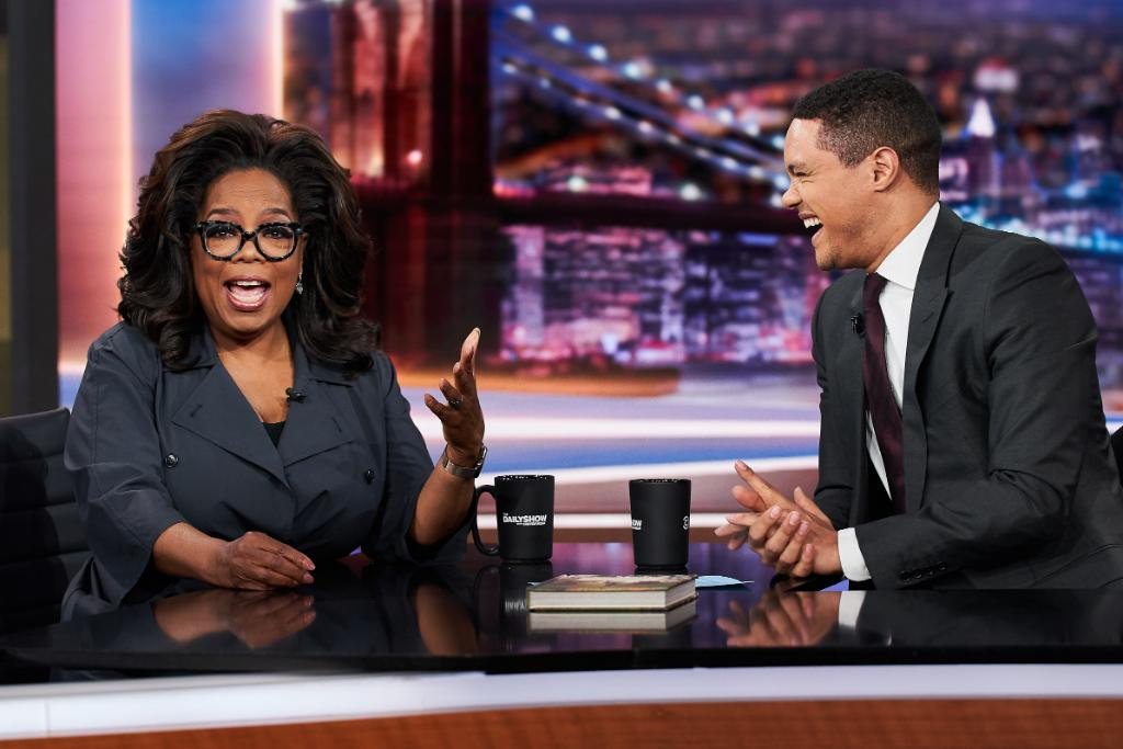 Oprah: 'I have such a beautiful life', why on earth would I ever run for president?