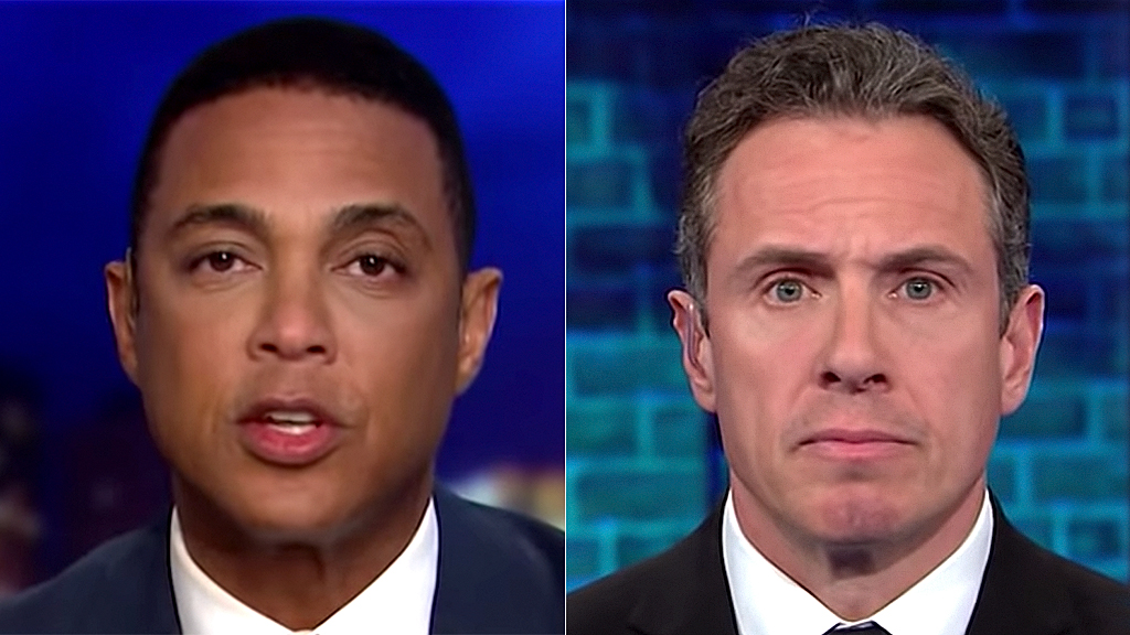 CNN's Don Lemon loses it over comments by Rick Santorum on country's founding: 'Native American lives matter'