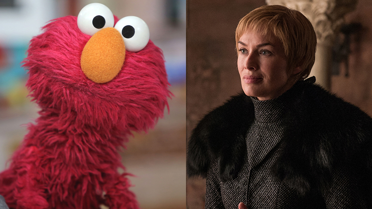 Westlake Legal Group ElmoCersei1 'Game of Thrones' and 'Westworld' team with 'Sesame Street' to teach characters about respect Tyler McCarthy fox-news/entertainment/game-of-thrones fox news fnc/entertainment fnc article 50ea5132-2ec3-5ae5-8c21-cd85310660db