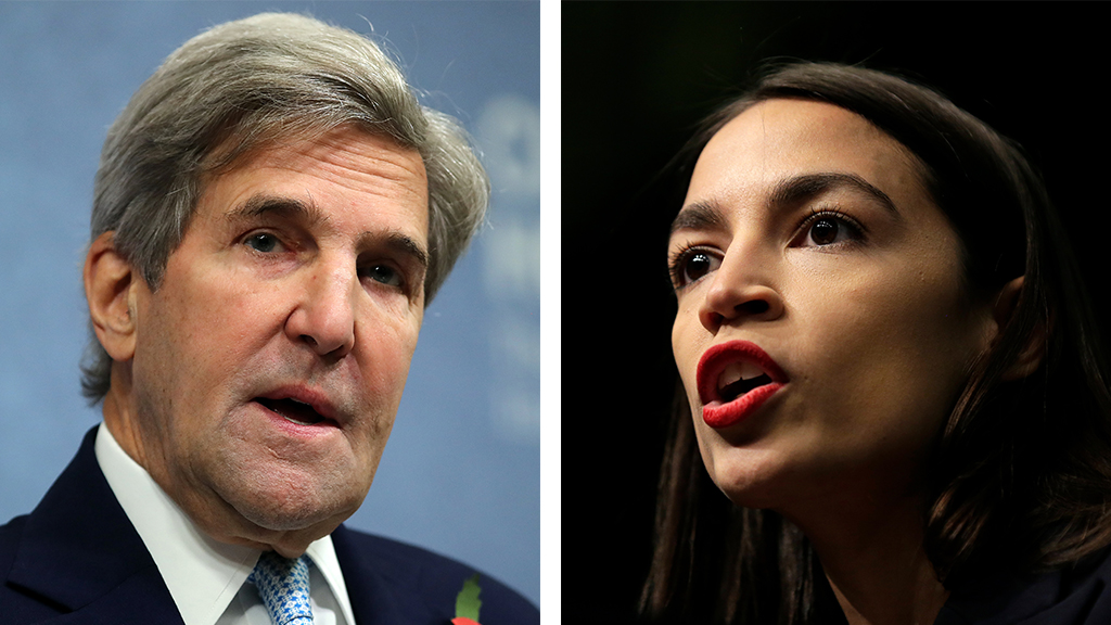 Alexandria Ocasio-Cortez suggests US will have 'blood on our hands' if climate change isn't tackled