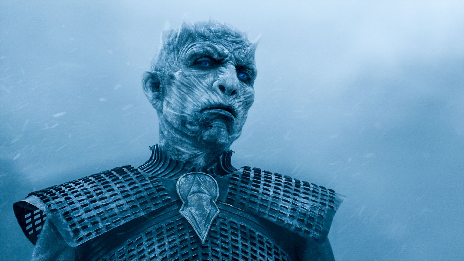 Night King 'Game of Thrones' actor's makeup-free selfies shock fans - Fox News thumbnail