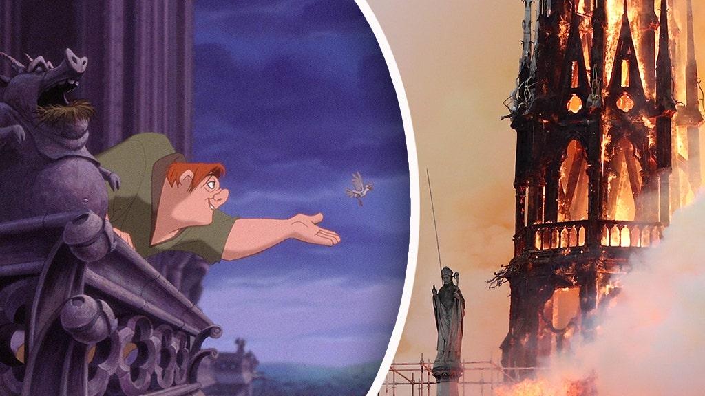 Westlake Legal Group Notre-Dame-Quasimodo Disney donates $5M to Notre Dame reconstruction following fire fox-news/world/world-regions/france fox-news/world/disasters/fires fox news fnc/world fnc Elizabeth Zwirz article 8320a978-309b-5d1b-9850-7d718cf92267