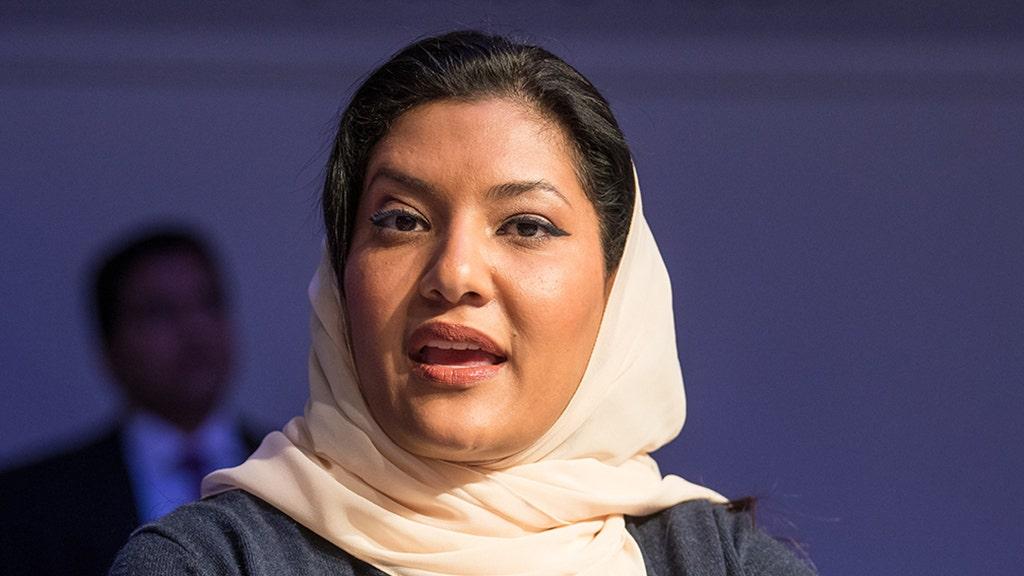 Saudi Arabia names its first female ambassador to US