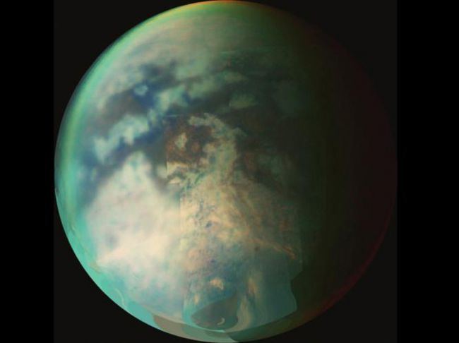 Westlake Legal Group RkFmHeGRkR7YuHFwAPrhE-650-80 Mysterious ice on Saturn's moon Titan stretches for thousands of miles fox-news/science/saturn fox news fnc/science fnc Christopher Carbone article 3a5b9df4-cc08-5b5e-b70f-b55e231dce55
