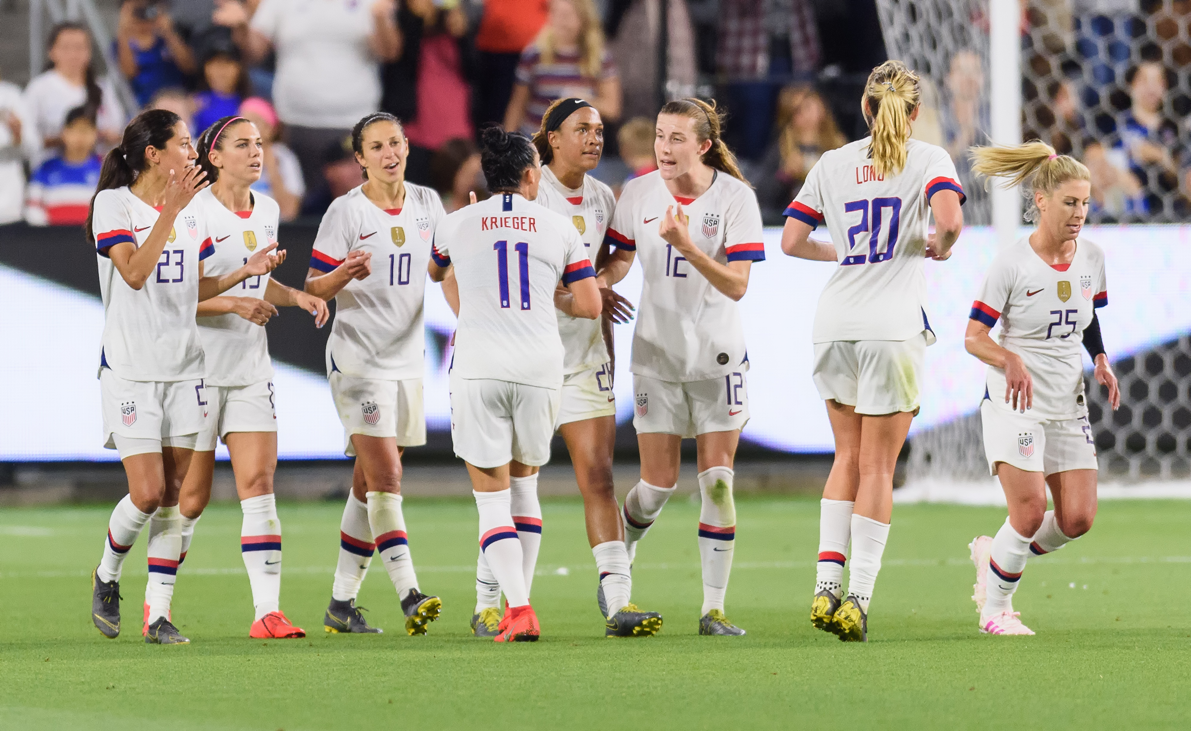 Westlake Legal Group USWNTDB04072019593 US Women's National Team turns to app to maintain competitive advantage heading into World Cup fox-news/sports/soccer fox-news/health/healthy-living/womens-health fox news fnc/sports fnc Emily DeCiccio article 56be7239-033d-5199-9ea7-3dec3d02d65b
