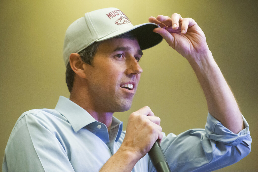 Westlake Legal Group beto Beto O'Rourke defends Ilhan Omar, assails Trump as 'racist' as his celebrity status wanes Lukas Mikelionis fox-news/politics/2020-presidential-election fox-news/person/beto-orourke fox news fnc/politics fnc article 5297fce1-9270-5dc2-a0e0-e4c5a42c2f1b