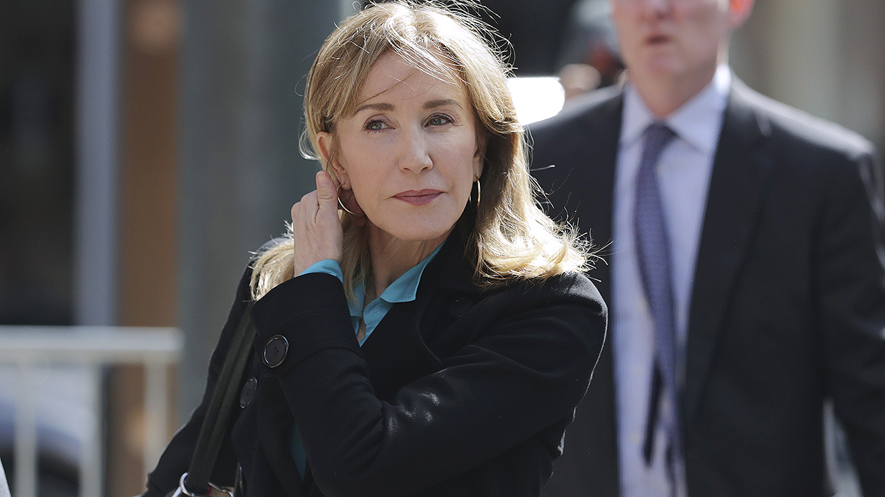 Felicity Huffman could avoid jail time in college admissions scandal: report