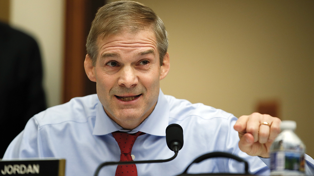 Rep. Jim Jordan says Democrats are plotting a 'coordinated effort' to take down Trump