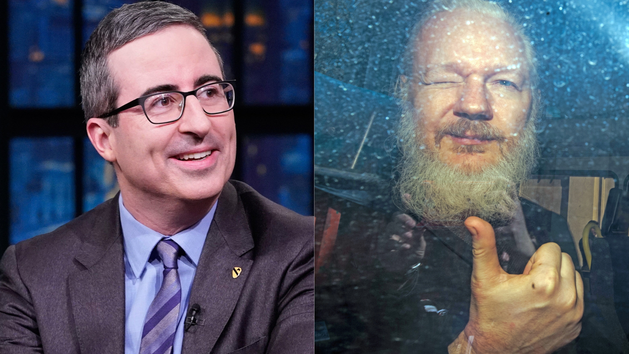 Westlake Legal Group john-oliver-julian-assange John Oliver reluctantly defends Julian Assange after arrest, slams CNN coverage of case Jessica Sager fox-news/person/julian-assange fox-news/entertainment/politics-on-late-night fox-news/entertainment/media fox-news/entertainment/genres/political fox-news/entertainment/genres/late-night fox-news/entertainment/genres/comedy fox news fnc/entertainment fnc f4318ad9-e1f3-51d8-99c1-03587d794fca article