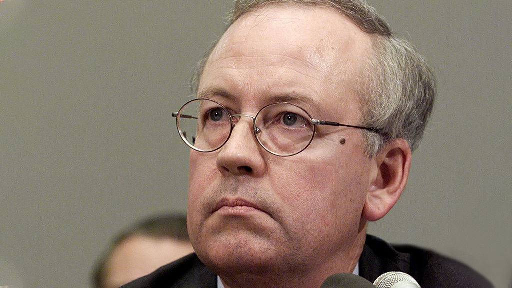 President Trump's cooperation with Mueller probe was 'unprecedented': Ken Starr
