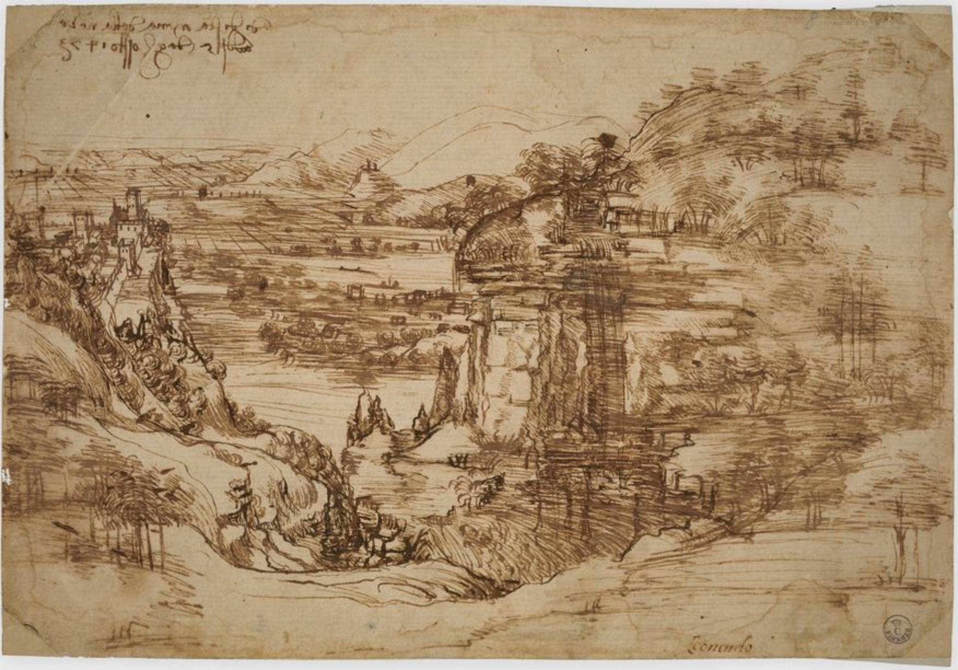 Da Vinci was ambidextrous, new handwriting analysis shows