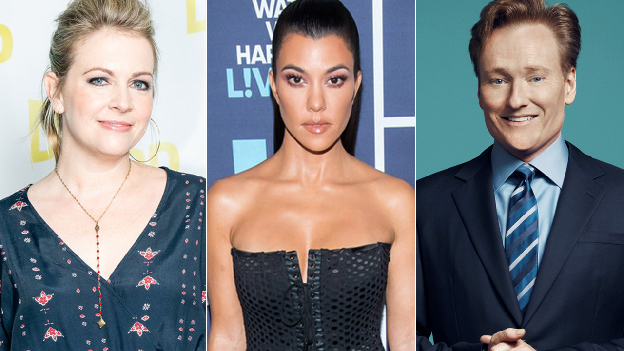 Celebrity birthdays: Kourtney Kardashain, Melissa Joan Hart and Conan O'Brien turn one year older
