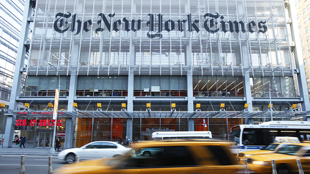 New York Times executive admits media didn't 'understand the Trump phenomenon'