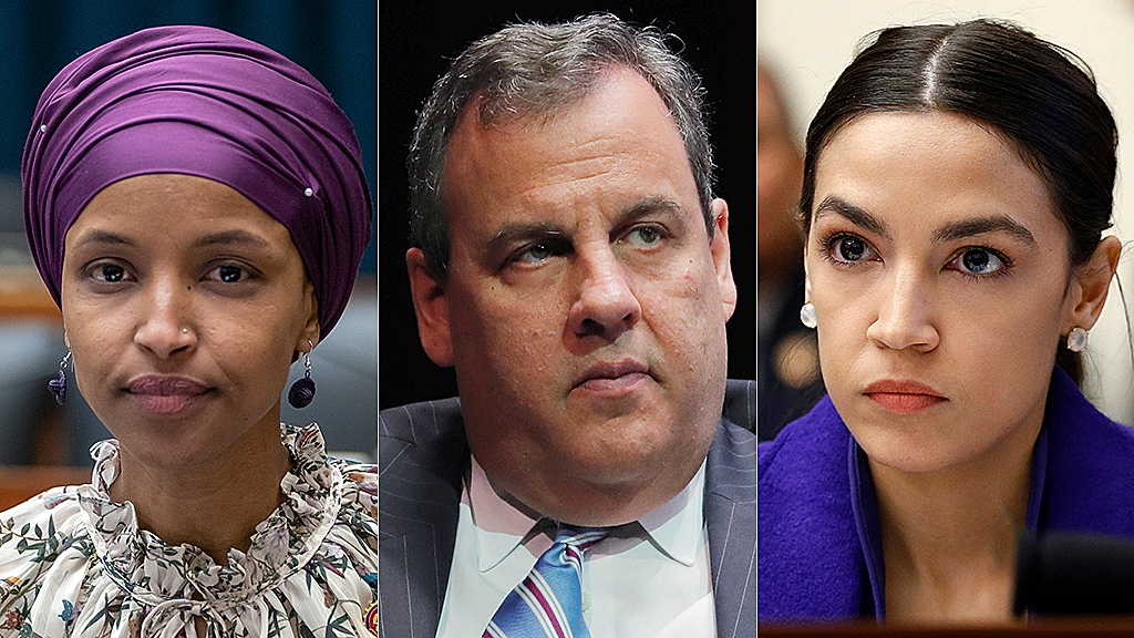 Chris Christie: Ilhan Omar is 'off her rocker', AOC is a 'joke', should apologize for 9/11 comments