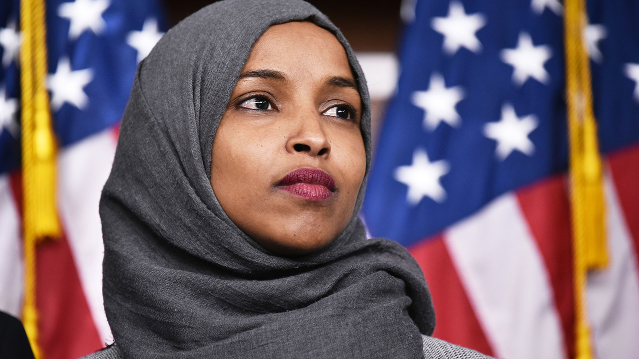 Ilhan Omar asks judge to have compassion on man who threatened to shoot her