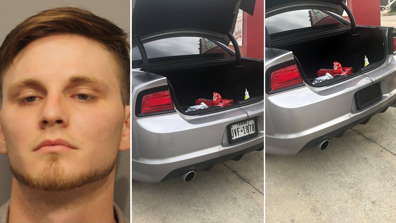 Charges to remain against Texas driver who dodged paying over $5G in tolls with 'license plate flipper': cops