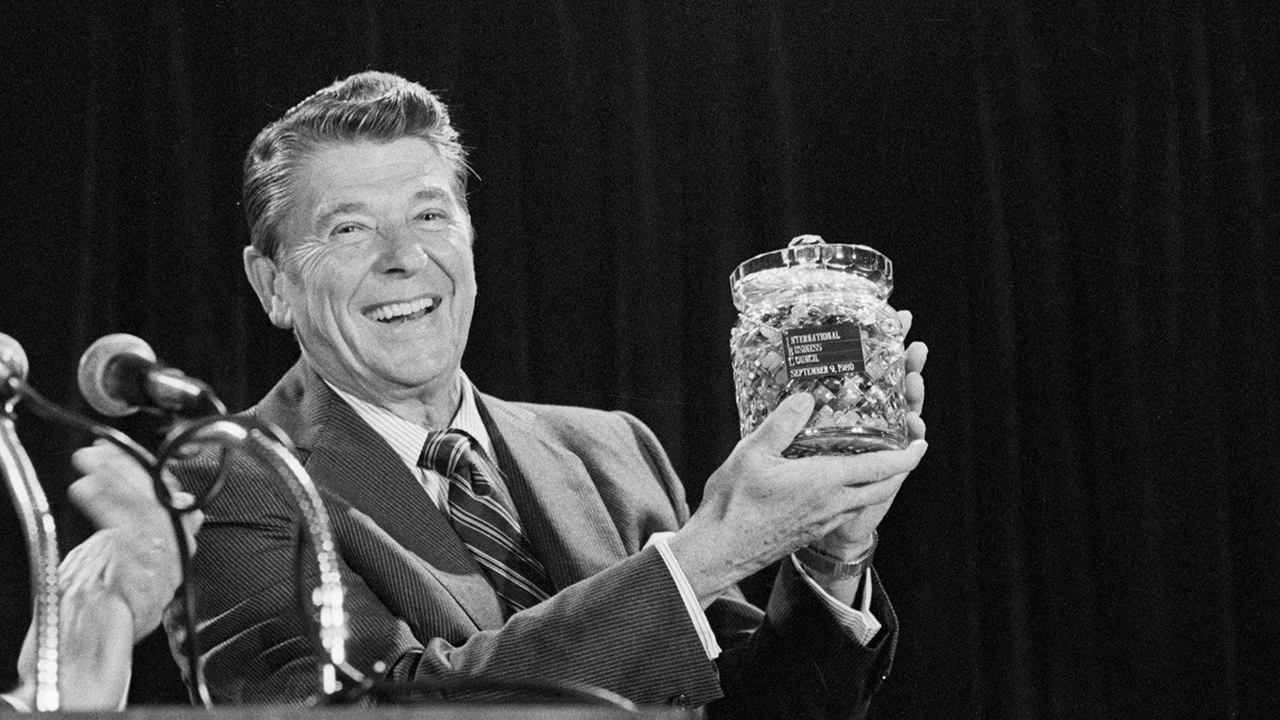 Paul Batura: The little-known reason why Ronald Reagan loved jelly beans