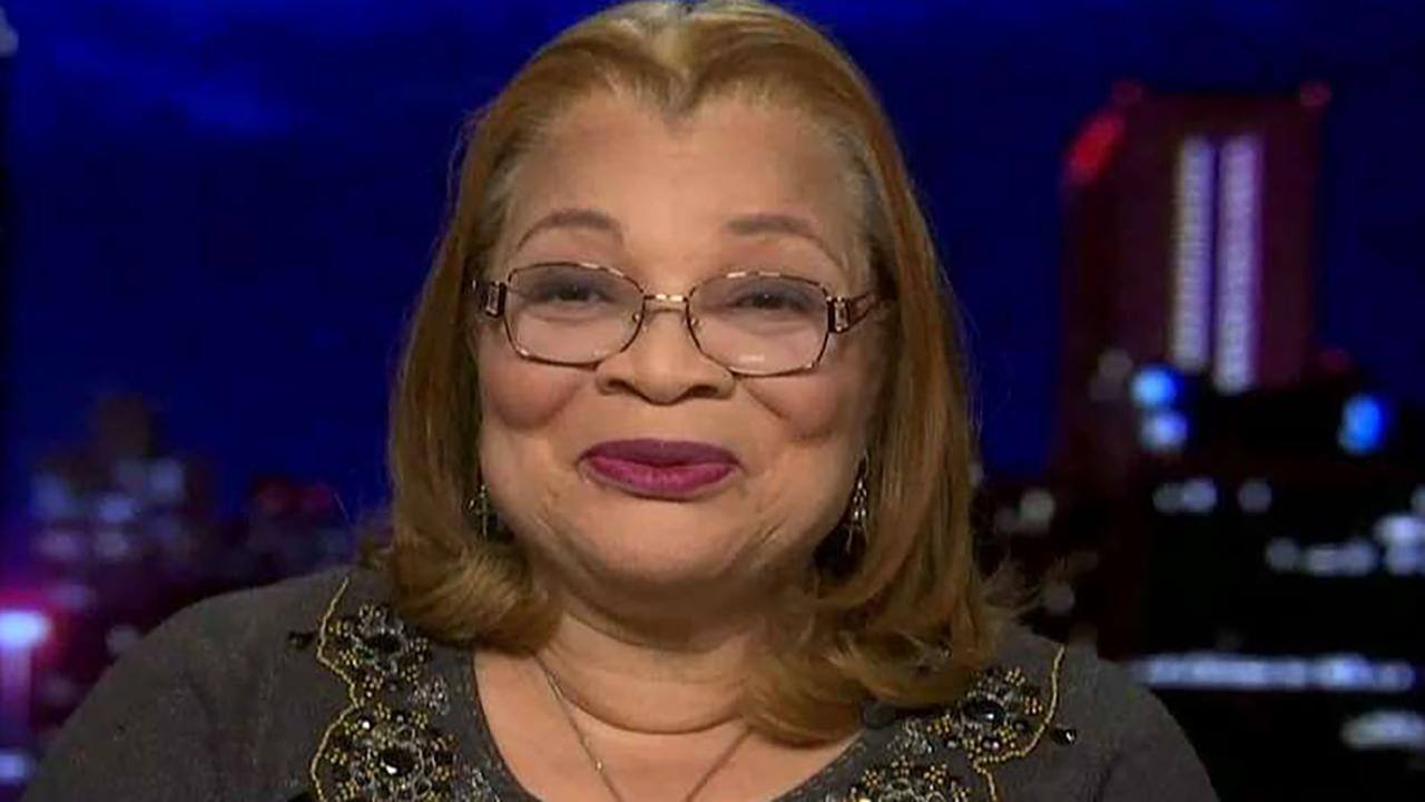 Westlake Legal Group 694940094001_5991909726001_5991914059001-vs Dr. Alveda King pushes back on Beto, others on left: 'President Trump is not a racist' fox-news/shows/fox-friends fox-news/person/donald-trump fox-news/person/beto-orourke fox-news/media/fox-news-flash Fox News Staff fox news fnc/media fnc article 593303aa-de61-5d74-b971-52e1286f23ac