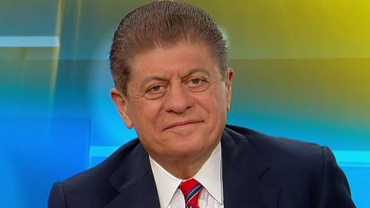 Westlake Legal Group 694940094001_6034625965001_6034637791001-vs Judge Napolitano: There is no constitutional crisis, 'right now it's just a clash' Talia Kaplan fox-news/us fox-news/topic/fox-news-flash fox-news/politics fox-news/person/william-barr fox-news/person/robert-mueller fox-news/news-events/russia-investigation fox news fnc/politics fnc b66c268c-16d5-5a16-a1c0-72372ee577cf article