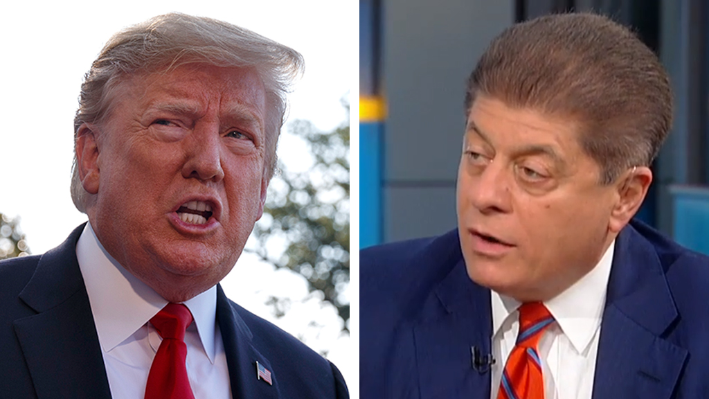 Judge Andrew Napolitano: Trump should've known seeking foreign political aid is a crime