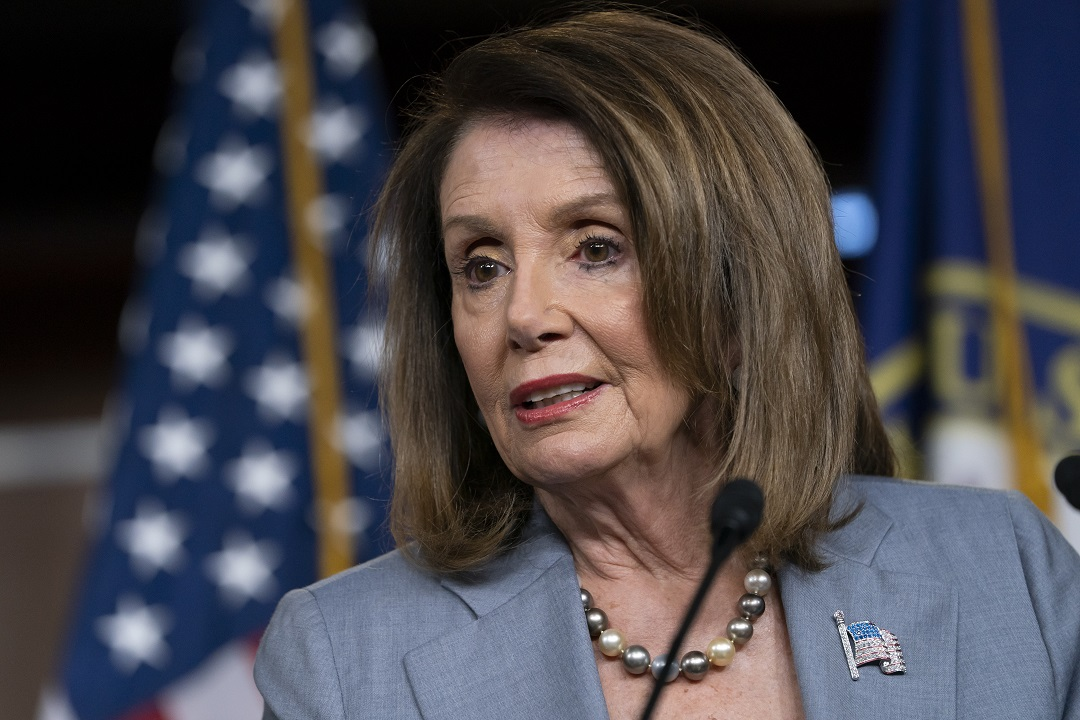 Westlake Legal Group AP19129650094764 Daily Beast accused of 'doxxing' alleged creator of 'Drunk Pelosi' video Frank Miles fox-news/person/nancy-pelosi fox-news/entertainment/media fox news fnc/entertainment fnc article 0c3b3228-3eb9-5ed4-bbd6-74e7e23c221a