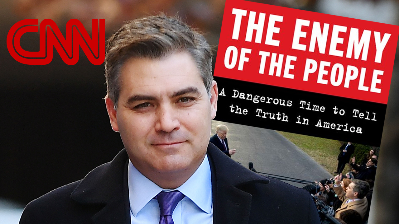 Westlake Legal Group Acosta-CNN-Getty CNN's Jim Acosta fires another shot at Trump, says media is more honest with Americans than the president Sam Dorman fox-news/person/donald-trump fox-news/entertainment/media fox news fnc/entertainment fnc e1ca0e81-44f1-5e2b-bf80-62eb3d19792e article