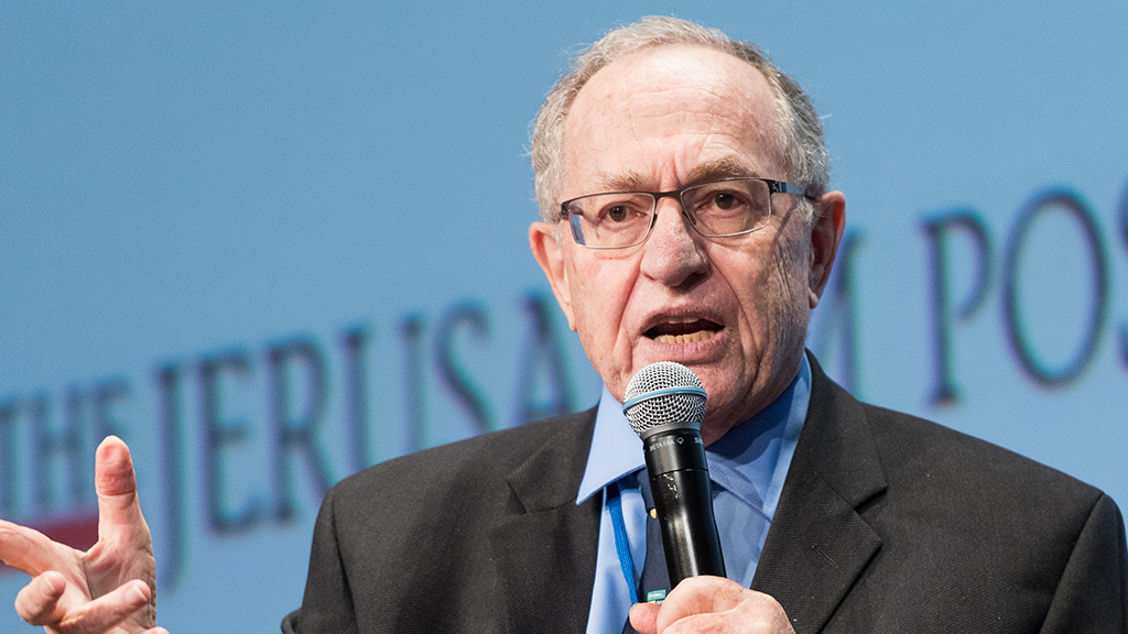 Alan Dershowitz: 'I retract' 1998 claim no 'technical crime' required for impeachment