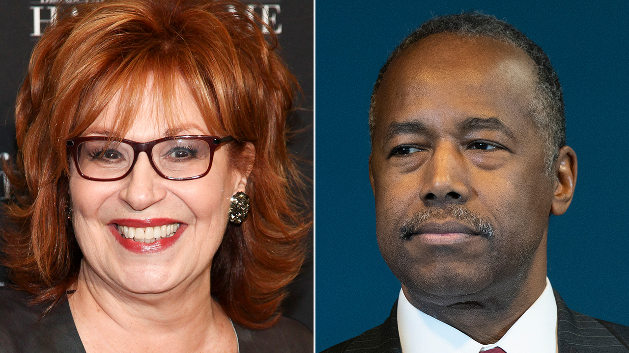 Behar says Ben Carson is under POTUS' 'influence,' cites Trump's 'cult of mentally crazy people'