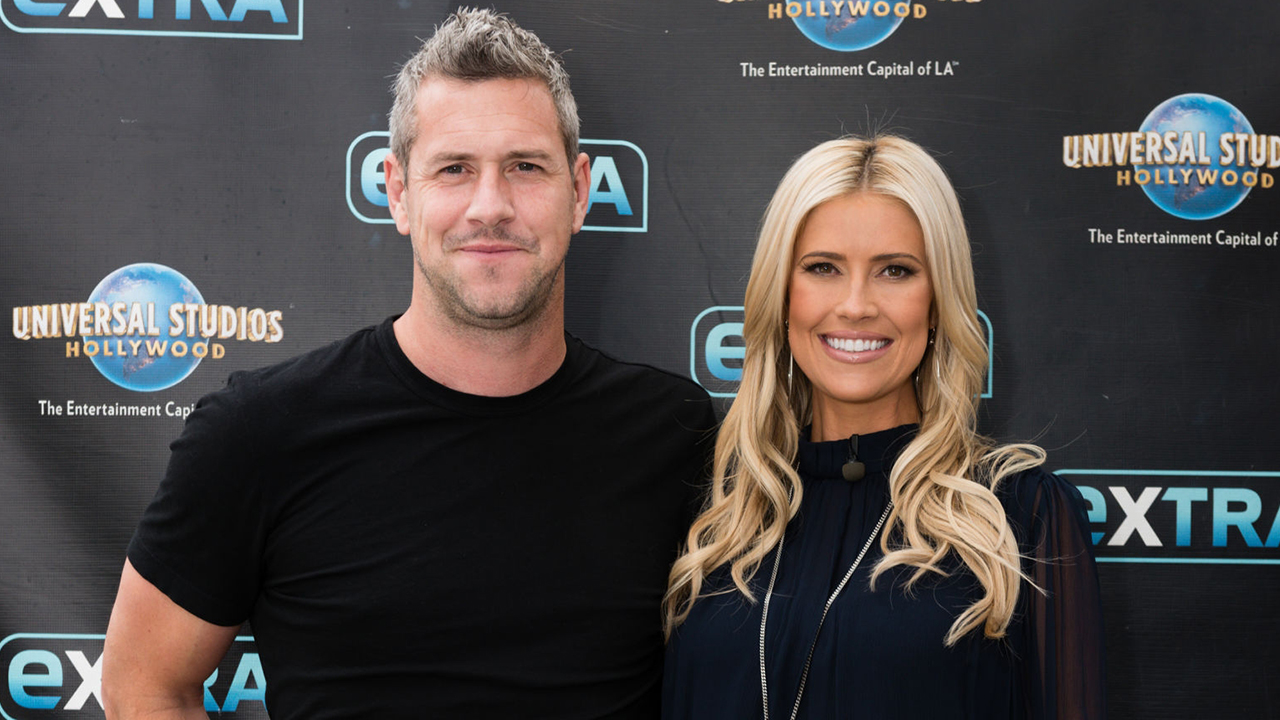 Christina Anstead splits from husband Ant Anstead after nearly 2 years of marriage