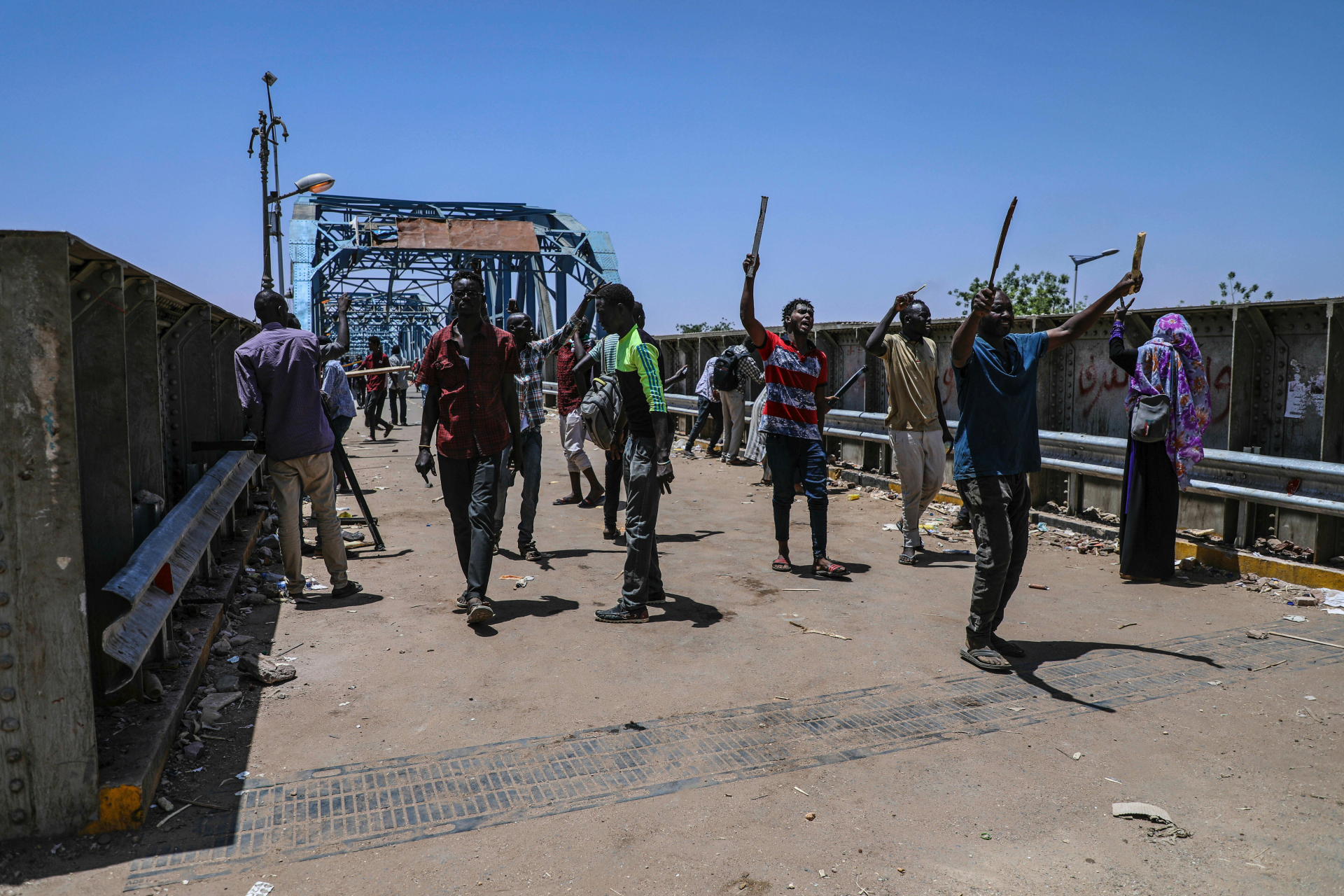 Sudan's army, protesters strike some deals in negotiations