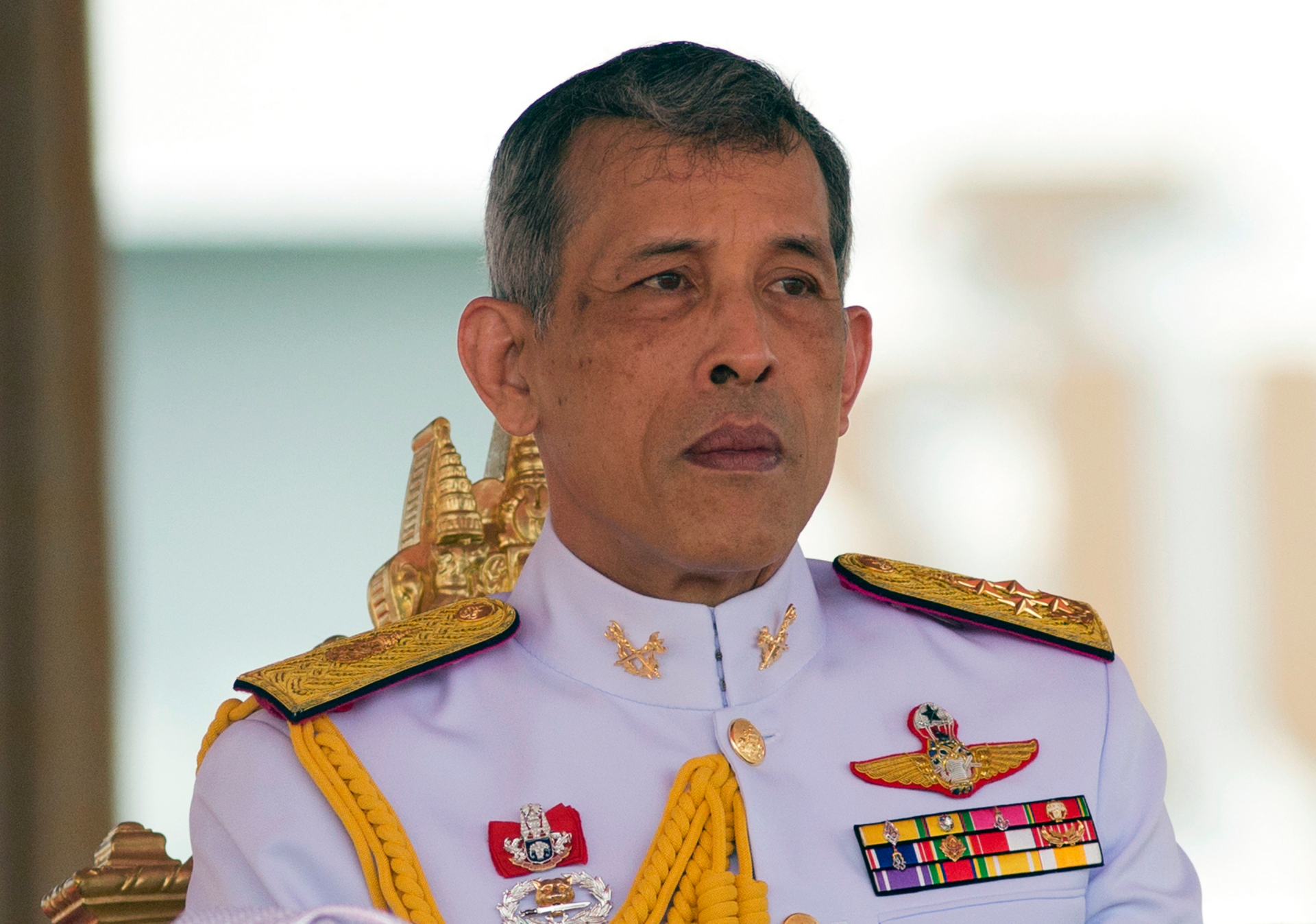 Thai king sacks 'evil' officials after stripping 'ungrateful' mistress of royal appointment, palace says