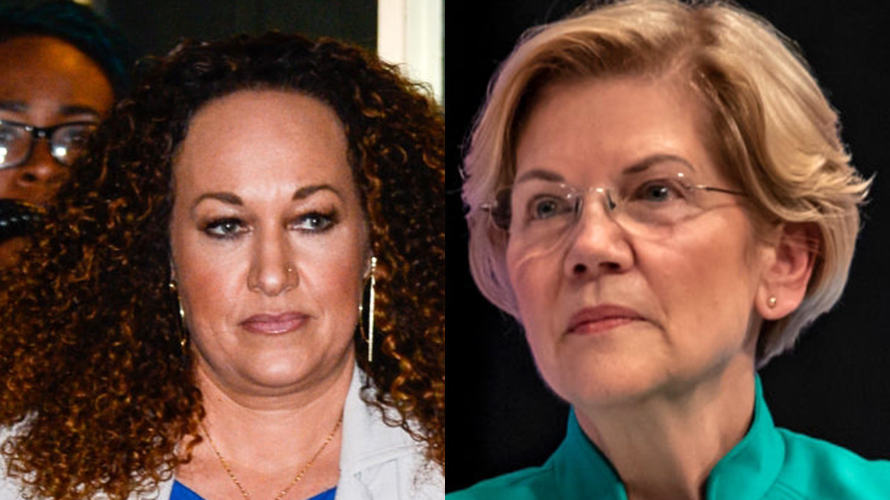 Elizabeth Warren called 'the original Rachel Dolezal' in awkward interview over ancestry claims thumbnail