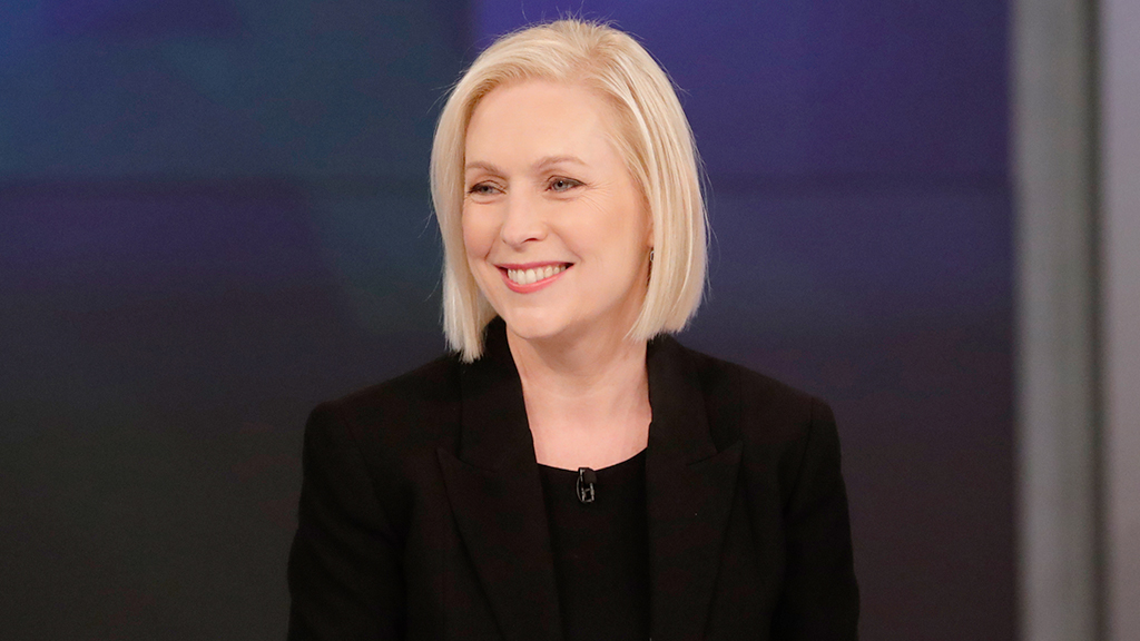 Westlake Legal Group Gillibrand-Getty- Hemingway on Gillibrand's 'identity politics' push: 'Come up with a better gimmick than being young and a woman' fox-news/us/us-regions/northeast/new-york fox-news/topic/fox-news-flash fox-news/politics/senate/democrats fox-news/politics/2020-presidential-election fox-news/person/kirsten-gillibrand fox-news/entertainment/media fox news fnc/politics fnc Charles Creitz c3840d3d-4cfc-5cf5-817d-c94c88244454 article