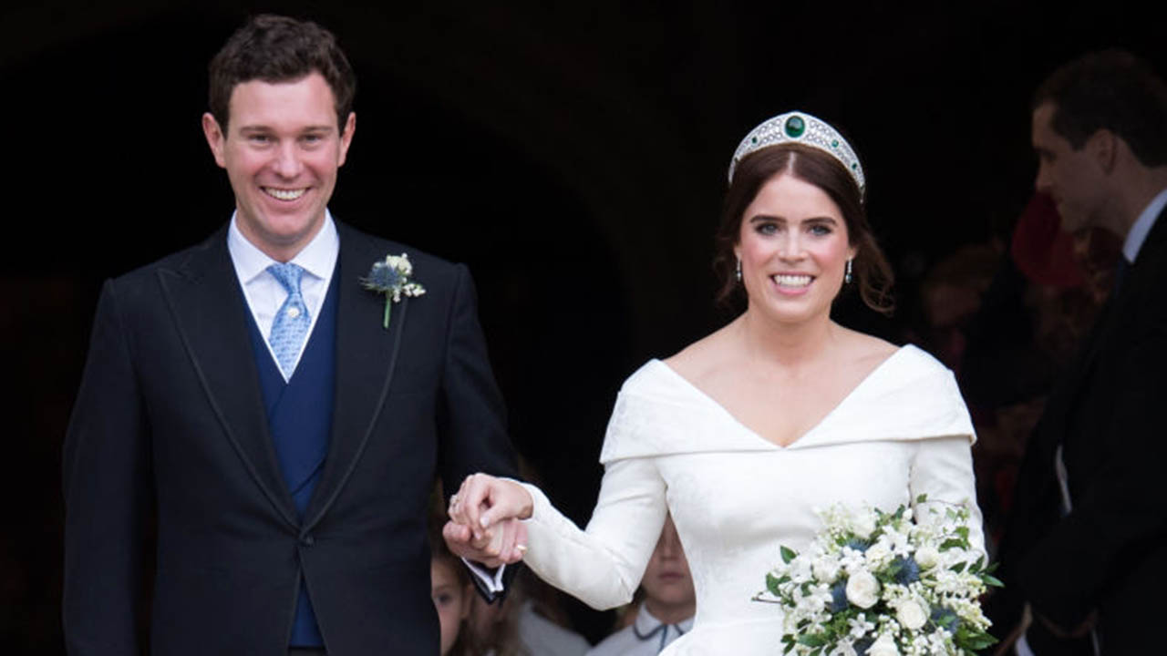 Princess Eugenie named son after Prince Philp and distant royal grandfather - Fox News