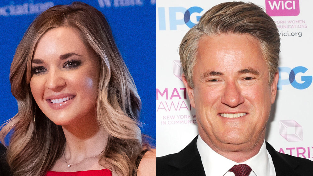 Westlake Legal Group Joe-Scarborough-split Katie Pavlich defends Trump for defending himself, calls out MSNBC's Scarborough Victor Garcia fox-news/topic/fox-news-flash fox-news/shows/the-five fox-news/person/nancy-pelosi fox-news/person/donald-trump fox news fnc/politics fnc d1760bd4-c5de-58b0-933e-0f8513aa1203 article